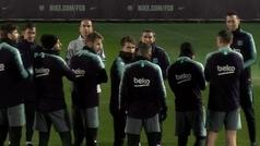 Así felicitan a Jordi Alba por ser el mejor deportista catalán de 2018