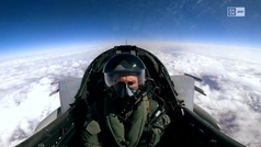 La inolvidable experiencia de Pedro de la Rosa pilotando un Eurofighter: ¡Atentos al audio!