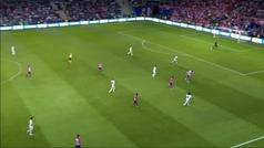 Supercopa de Europa 2018: Gol de Diego Costa (0-1) en el Real Madrid 2-4 Atlético