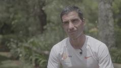 Marc Roig explica cómo se vive y se entrena en el campo de entrenamiento de Global Sports
