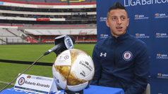 """Roberto Alvarado: Las 'cruzazuleadas' quedaron a un lado, el domingo vamos a cambiar la historia"""""""