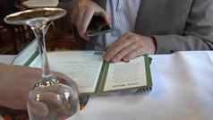 Una APP podrá leer la carta de los restaurantes a los invidentes