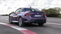 Así es el nuevo BMW Serie 2 Coupé