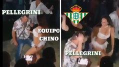 El mejor resumen del 'affair' de Pellegrini, la oferta de China y el Betis: ¡tira pa la casa!