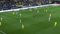Gol de Bacca (1-0) en el Villarreal 2-1 Leganés