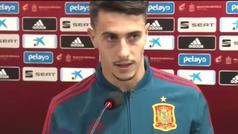 """Hermoso: """"Nuestro objetivo es la Eurocopa, en eso estamos centrados a partir de ahora"""""""