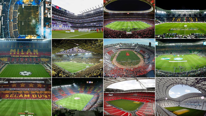 Fútbol: El ránking definitivo de los mejores estadios del mundo ...