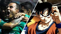 'Gokú' felicita a Luis Montes por su convocatoria a la selección mexicana