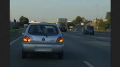Denunciado por conducción temeraria gracias a un vídeo en redes sociales