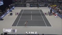 Histórico: el punto con el que Gauff gana su primer título WTA? ¡con 15 años!