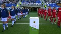 Copa de la Reina (semifinal): Resumen y goles del Real Sociedad 3-1 Sevilla