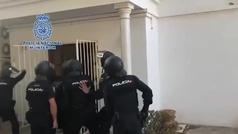 Detenido en Mijas un fugitivo serbio buscado por una agresión en un partido de fútbol