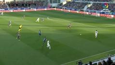 Gol de Bale (0-1) en el Huesca 0-1 Real Madrid