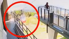 El vídeo del accidente del teleférico de Stresa-Mottarone en el que murieron 14 personas