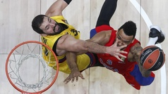 EUROLIGA: CSKA 80-82 BARCELONA