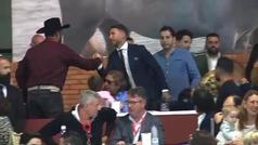 Sergio Ramos estalla de júbilo al ver a 'Yucatán' campeón del mundo