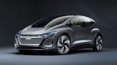 Audi AI:ME, el urbano del futuro