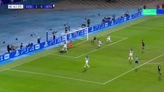 Gol de Orsic (3-0) en el Dinamo Zagreb 4-0 Atalanta