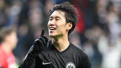Europa League (1/16, ida): Resumen y goles del Eintracht 4-1 RB Salzburgo