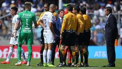 """Miguel Herrera: """"No puedes entrar y gritarme 'perdedor' para buscar mi reacción"""""""