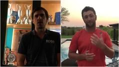 Jon Rahm y los hijos de Seve Ballesteros se unen para promocionar el golf infantil