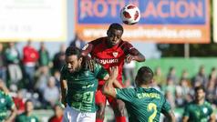 Copa del Rey (1/16, ida): Resumen del Villanovense 0-0 Sevilla