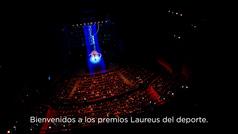 El Laureus más emotivo: los 19 premiados como mejores deportistas con una discapacidad