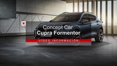 Cupra Formentor: crossover deportivo híbrido