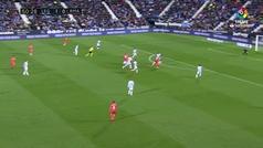 Gol de Benzema (1-1) en el Leganés 1-1 Real Madrid