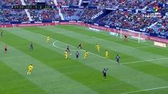 Gol de Oro (J33). Gol de Rochina (2-2) en el Levante 2-2 Espanyol