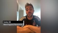 """Carles Gil: """"En el año de Fede Valverde en el Dépor ya se le veían condiciones muy buenas"""""""