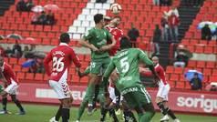 LaLiga 123 (J35): Resumen y goles del Nástic 0-0 Sporting