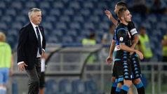 Serie A (J1): Resumen y goles del Lazio 1-2 Nápoles
