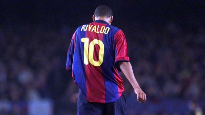 Rivaldo Barcelona