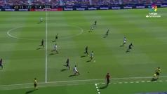 Gol de André Silva (1-5) en el Levante 2-6 Sevilla