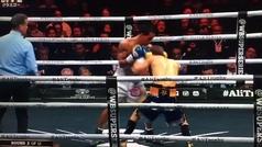 Así fue el brutal KO Naoya Inoue ante Manny Rodríguez