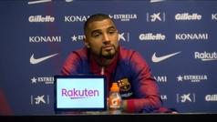 """Boateng: """"Messi es el mejor de todos los mundos"""""""