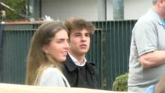 Riqui Puig disfruta del Godó en compañía