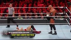 Batista se retira de WWE tras su pelea con Triple H