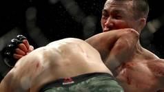 """La mejor manera de dejar KO a un zombi es el """"KO del año"""" en la UFC"""
