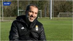 """Joe Aboumrad: """"El escenario ideal para el Real Oviedo sería conseguir dos ascensos"""""""