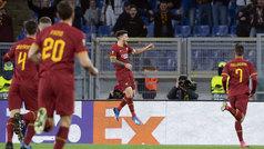 Europa League (1/16, ida): Resumen y gol del Roma 1-0 Gent