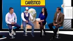 Germán Sánchez y Carístico