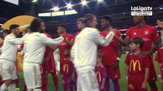 International Champions Cup 2019: Resumen y goles del Bayern 3-1 Real Madrid