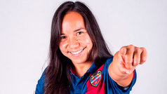 Charlyn Corral muestra su apoyo hacia la selección mexicana femenil