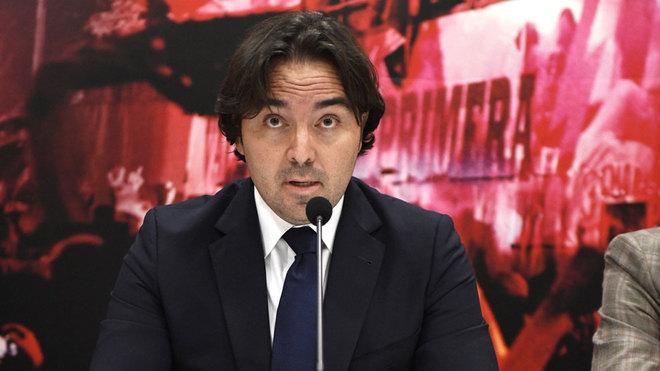 Rayo Vallecano: Martín Presa culpa a la Comunidad de ...