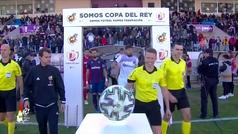 Copa del Rey (segunda ronda): Resumen y goles del Jaén 1(4)-1(5) Levante