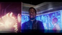 Disney cambia la cabecera de Black Panther en homenaje a Chadwick Boseman.