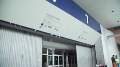 IFEMA adapta nuevos pabellones para el hospital provisional