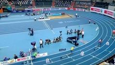 Así fue la sublime carrera de Husillos para conquistar los 400 metros